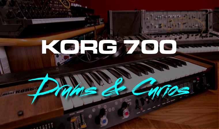 Korg700